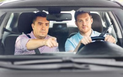 Van chauffeur naar erkend rijinstructeur