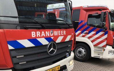 Chauffeur brandweer heeft geduld nodig