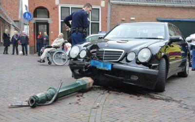 Taxichauffeur heeft Chauffeur Risico Profiel nodig!