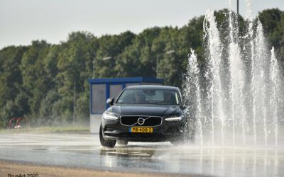 Nieuwe rijtraining legt innovaties voertuigen bloot